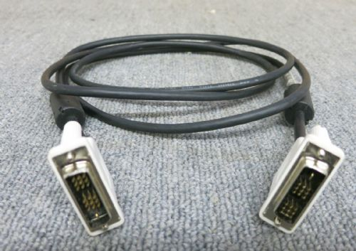 Dell 453030300161R 6ft 18 Pin Male To Male DVI-I Cable E101344 Style 20276